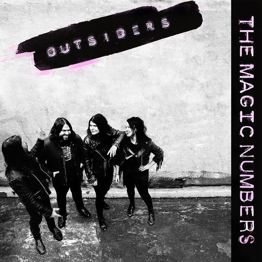 Album: The Magic Numbers – Outsiders