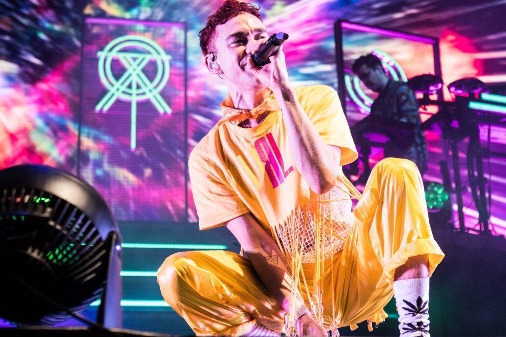 Years & Years verandert AFAS Live in opzwepend dansfestijn met uitgebalanceerde show
