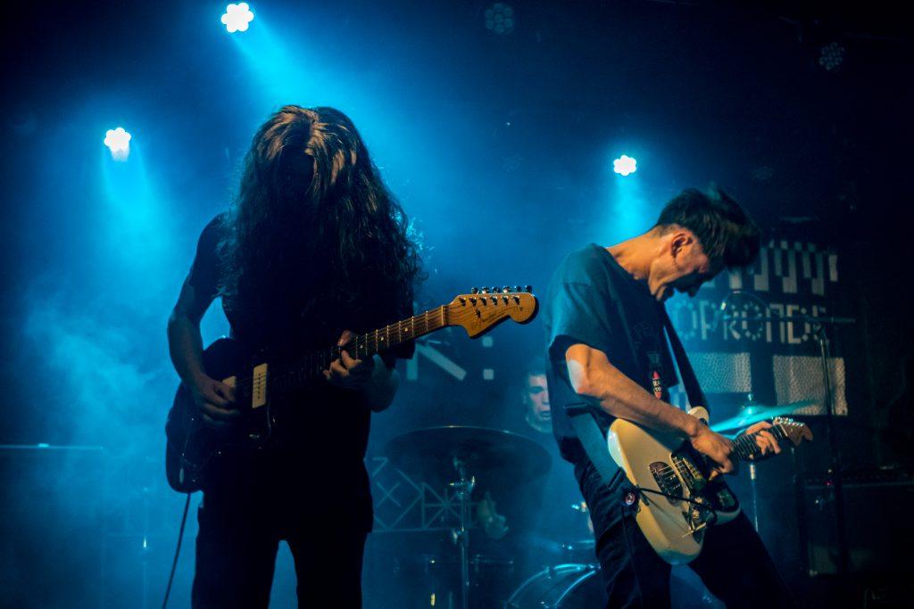 Popronde Delft: improviseren in het donker