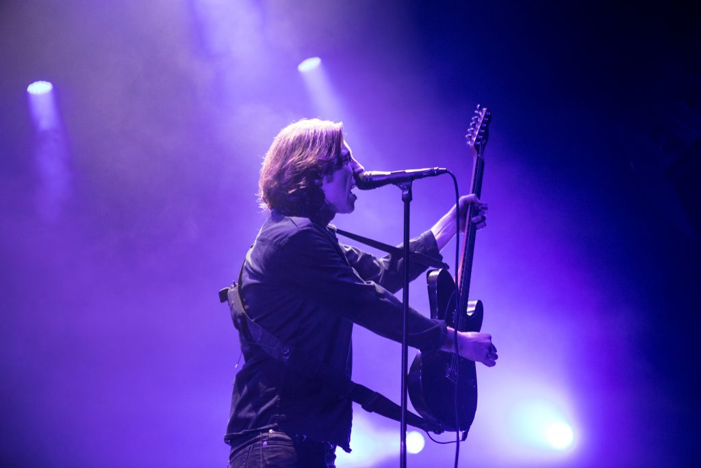 Catfish and the Bottlemen dendert door in TivoliVredenburg